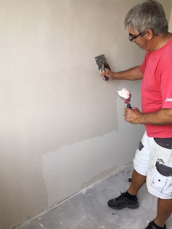 ds couchet peinture int rieure murs et plafond enduits d coratifs. Black Bedroom Furniture Sets. Home Design Ideas