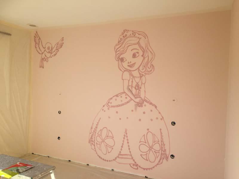 Peinture chambre tadelakt 142729 la meilleure conception d 39 inspiration pour Peinture chambre fille